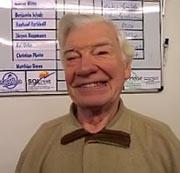 Bild zum Artikel: Gründungsmitglied von Blau Gold Hagen wird 80