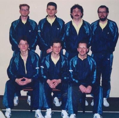 Bild: Oberliga-Meister Blau Gold Hagen 1989