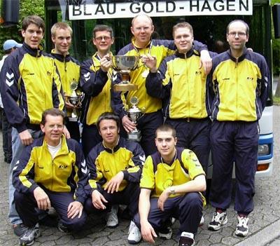 Bild: Pokalsieg Westfalen-Süd 2003