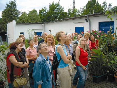 Hagen: 5. Tag der offenen Hinterhöfe in Wehringhausen am 23.08.2009
