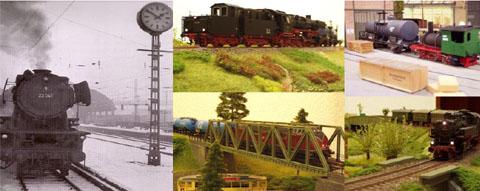 Bild zum Artikel: Große Modelleisenbahn-Ausstellung