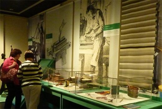 Ausstellung im Freilichmuseum Hagen: Knochenleim & Goldrausch