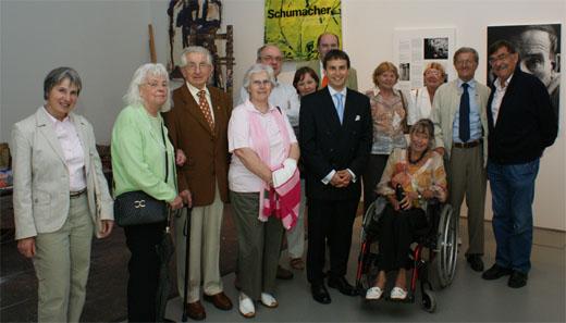 Bild zum Artikel: Mitgliederehrung der CDU Eppenhausen/Haßley