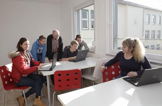 Bild zum Artikel: Oberstufen-Informationstag im Gymnasium Garenfeld