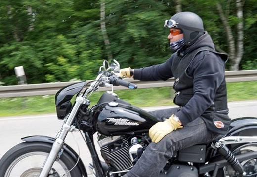 Bild zum Artikel: Biker aus ganz Deutschland treffen sich im Hagener Hotel Mercure
