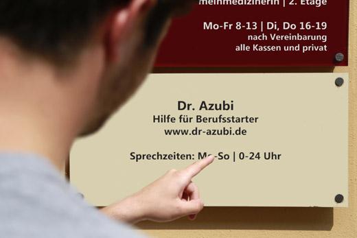 """Bild zum Artikel: """"Dr. Azubi"""" hilft Berufsstartern in Hagen"""