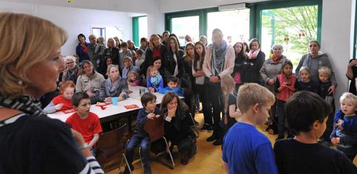 Bild zum Artikel: Römer halten Einzug an der HagenSchule