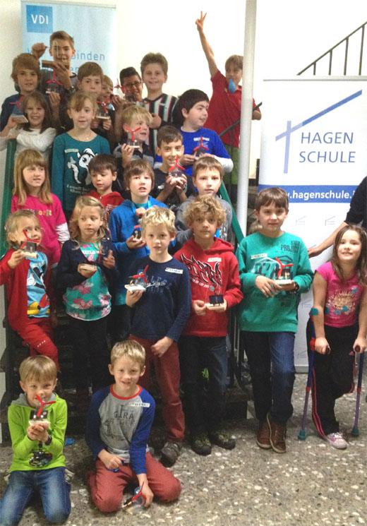 Ersters VDIni-Club Treffen an der HagenSchule