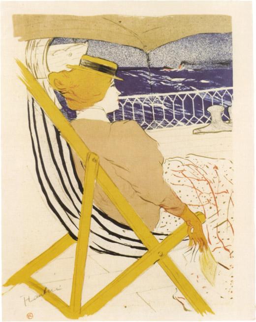 Bild zum Artikel: Herbstferien-Workshop: Die Linie wie Henri de Toulouse-Lautrec meistern
