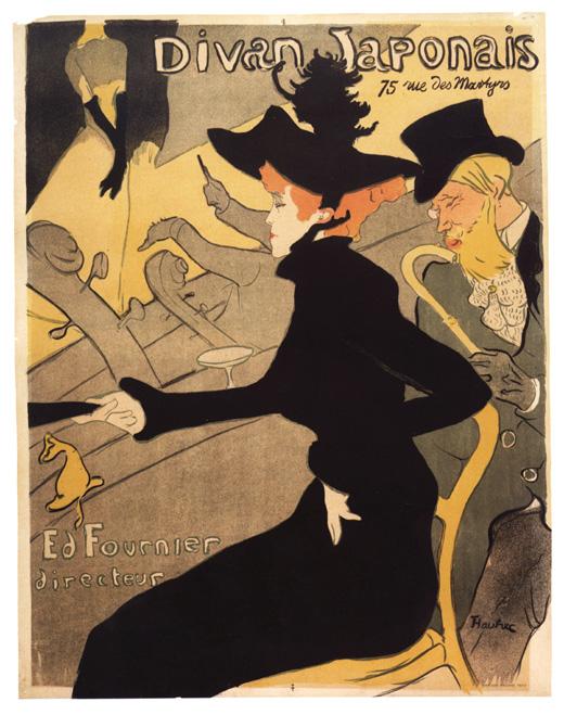 Bild zum Artikel: Öffentliche Führung in der Toulouse-Lautrec-Ausstellung