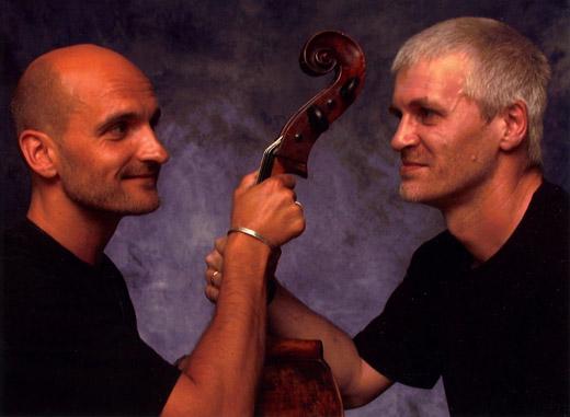 Bild zum Artikel: Lutz Gerlach, Klavier & Jens Naumilkat, Violoncello