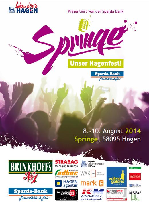Bild zum Artikel: Springe - Unser Hagenfest!