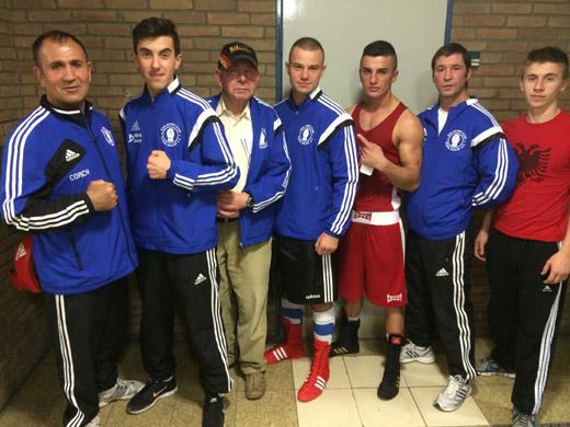 Bild zum Artikel: Hagener Faustkämpfer geben Oberliga-Debüt
