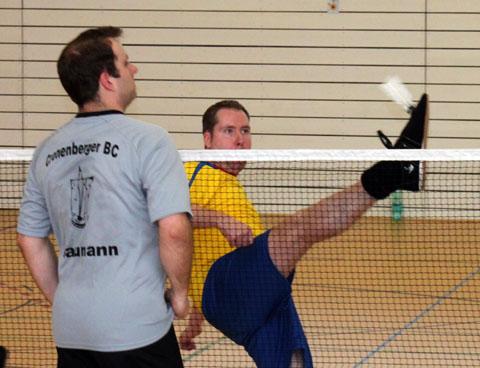 Bild zum Artikel: Hagener Federfußballer beim größten europäischen Vereinswettbewerb
