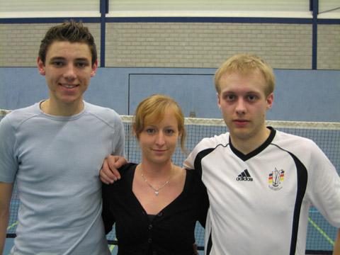 Bild zum Artikel: David Zentarra bleibt die Nummer 1 der Deutschen Federfußballrangliste