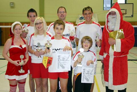 Bild zum Artikel: Vereinsmeisterschaft des FFC Hagen