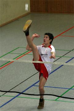 Bild zum Artikel: Vierter Sieg beim vierten Ranglistenturnier für David Zentarra