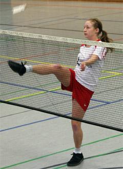 Bild zum Artikel: Hungarian Open: Sarah Walter gewinnt im Einzel