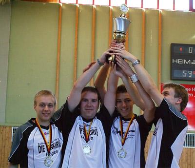 Bild zum Artikel: Totaler DM-Triumph für den FFC Hagen