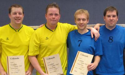 Bild zum Artikel: Kowallik und Walter weiterhin bestes deutsches Doppel