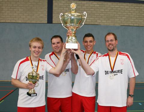 Bild zum Artikel: FFC Hagen wieder deutscher Meister