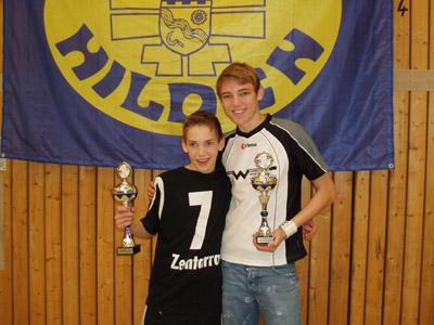 Bild zum Artikel: Federfußball DM der Jugend und Senioren