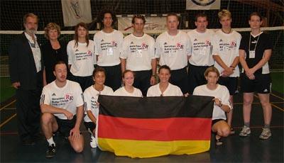 Bild zum Artikel: Federfußball EM in Ungarn - DFFB holt sieben Bronzemedaillen