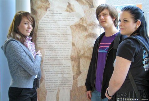 """Bild zum Artikel: Ausstellung """"NS-Jugend"""" am Ricarda-Huch-Gymnasium Hagen"""