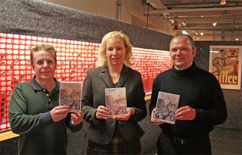 Bild zum Artikel: Unterrichtsmaterial für Schulen: Historisches Centrum Hagen veröffentlicht DVD mit Zeitzeugenbericht