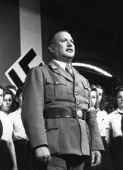 Bild zum Artikel: Stadtgeschichte - Das Führerkorps der NSDAP 1933-1945