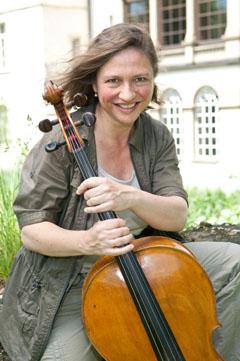 Celloherbst in Hagen: Die Cellistin Felicitas Stephan
