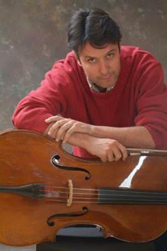 Celloherbst in Hagen: Prof. Matias de Oliveira Pinto
