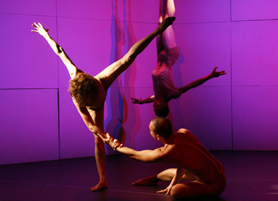 Bild zum Artikel: Tanztheaterfestival mit Auszeichnung