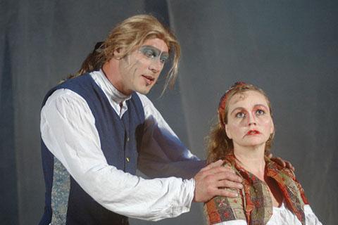 Bild zum Artikel: N.N. Theater mit dem Schimmelreiter