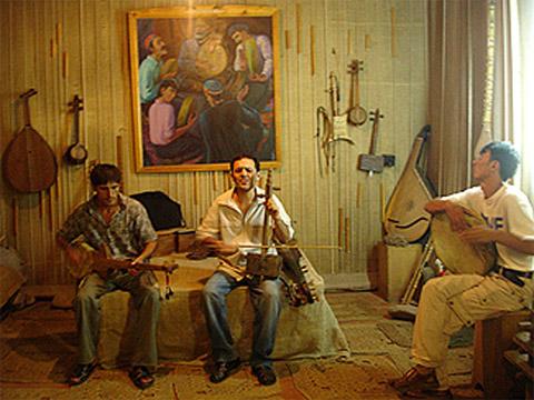 Bild zum Artikel: Samo aus Tadschikistan mit Sufi-Musik