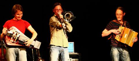 Bild zum Artikel: Folk-Freestyle mit dem ulman-Quartett