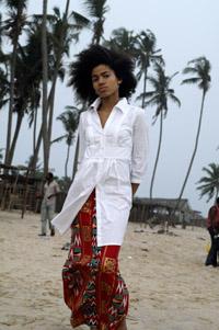 Bild zum Artikel: Afro-Hip-Hop aus Nigeria mit Nneka