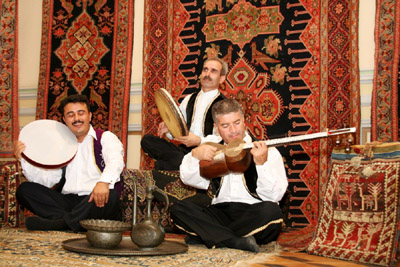 Bild zum Artikel: Uralte Kunstmusik-Tradition aus Azerbaidjan