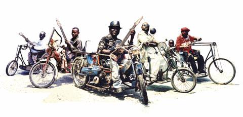 Bild zum Artikel: Musik aus dem Kongo beim Muschelsalat