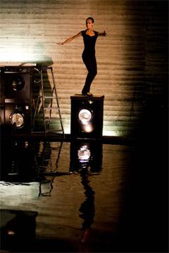 Bild zum Artikel: TanzRäume-Eröffnung mit Flamenco im Schleudergang
