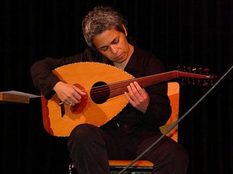 Bild zum Artikel: Klangkosmos Weltmusik: Kamilya Jubran