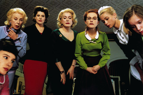 Cinema Paradiso: 8 Frauen
