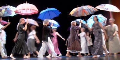 Imagine - Tanzproduktion für Menschen ab 60