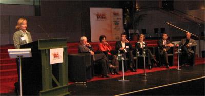 Bild zum Artikel: Ab in die Mitte! - Abschlussveranstaltung 2006