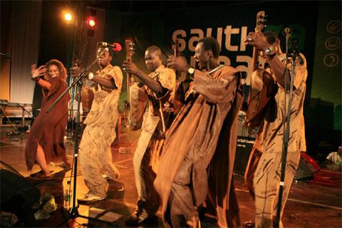 Bild zum Artikel: Mali Blues mit Bassekou Kouyate in der Konzertmuschel