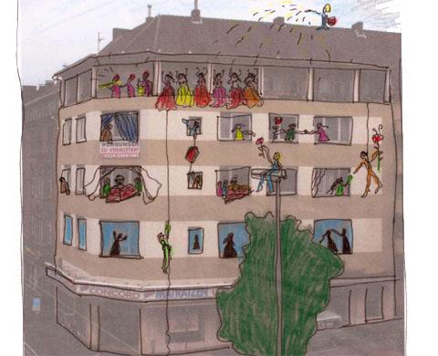 Bild zum Artikel: Zur Kulturhauptstadt RUHR.2010 gibt es in Hagen einen Muschelsalat der Extraklasse