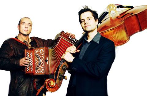 Bild zum Artikel: Klangkosmos Weltmusik: Lepistö & Lehti aus Finnland