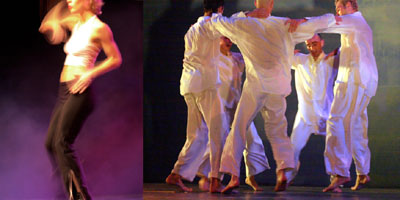Bild zum Artikel: Tanz-Fotografien von Inka Vogel