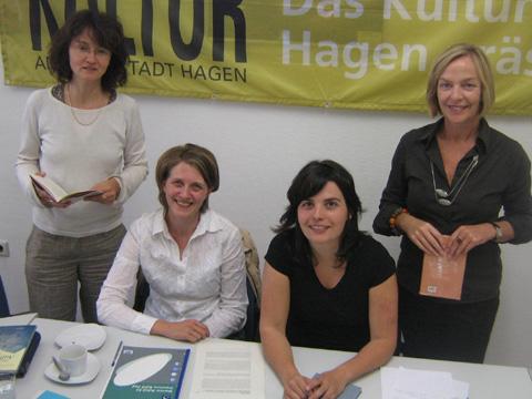 Bild zum Artikel: Vorschläge für den Ernst Meister Preis für Lyrik 2008