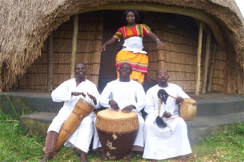 Bild zum Artikel: Ssempeke Amadinda Quartett aus Uganda